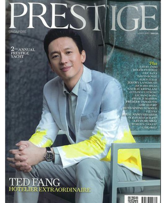 Prestige Singapore April