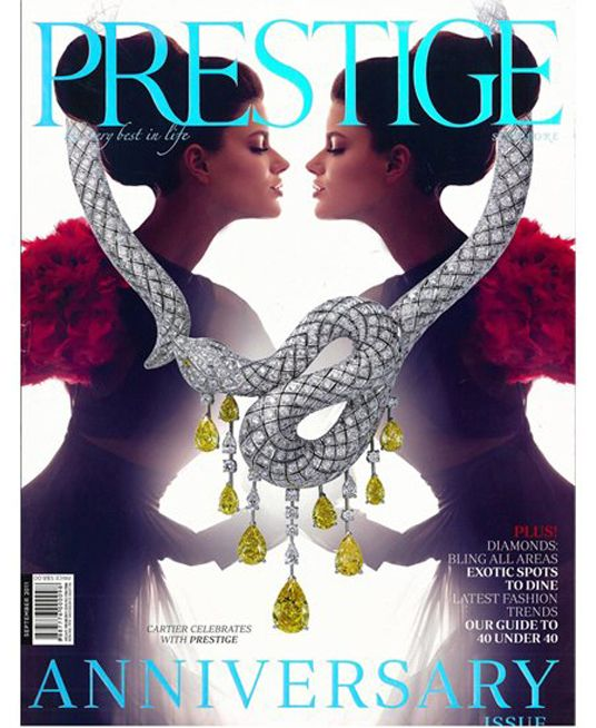 Prestige Issue