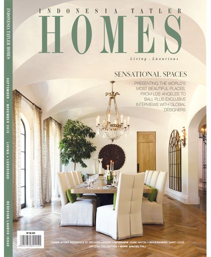 Tatler Homes September 2015