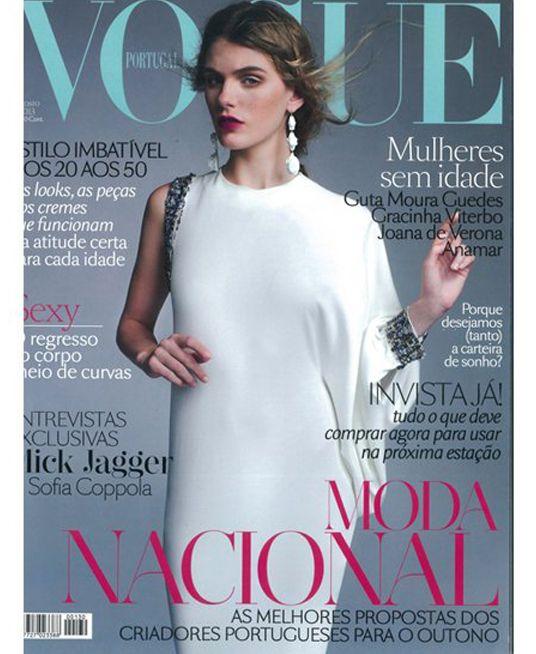 Vogue Agosto 2013